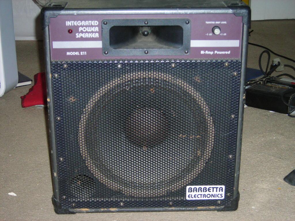 Barbetta Amplifier
